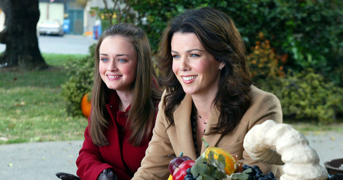 "Lauren Graham was kinda nervous about the ""Gilmore Girls"" revival and we totally get it"