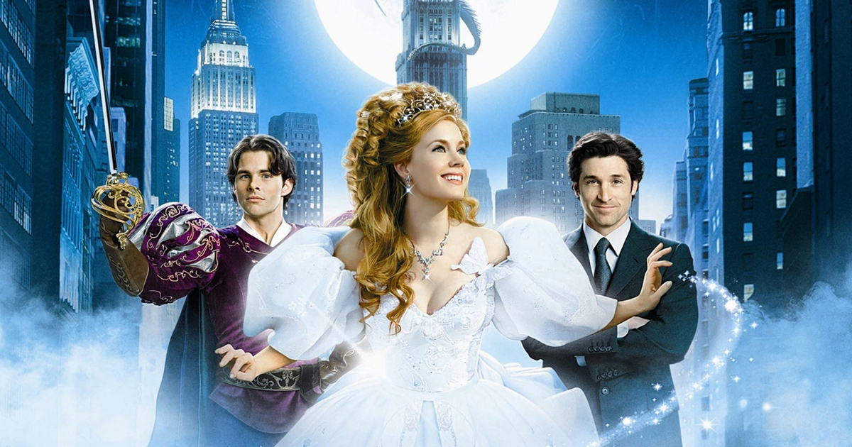 "The ""Enchanted"" sequel is finally officially happening and we couldn't be more excited"