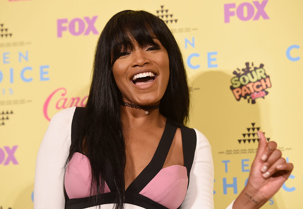 Keke Palmer dresses like Marcia Brady, proves she can literally wear anything and look amazing