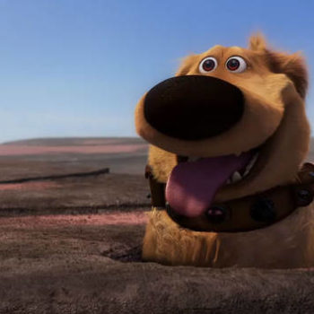 """This video of Dug from """"UP"""" talking IRL is exactly what you need today"""