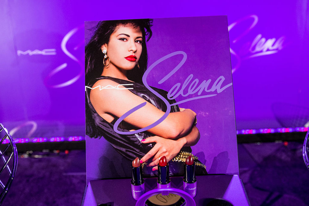 We are seriously shocked at what the MAC Selena collection is going for on eBay
