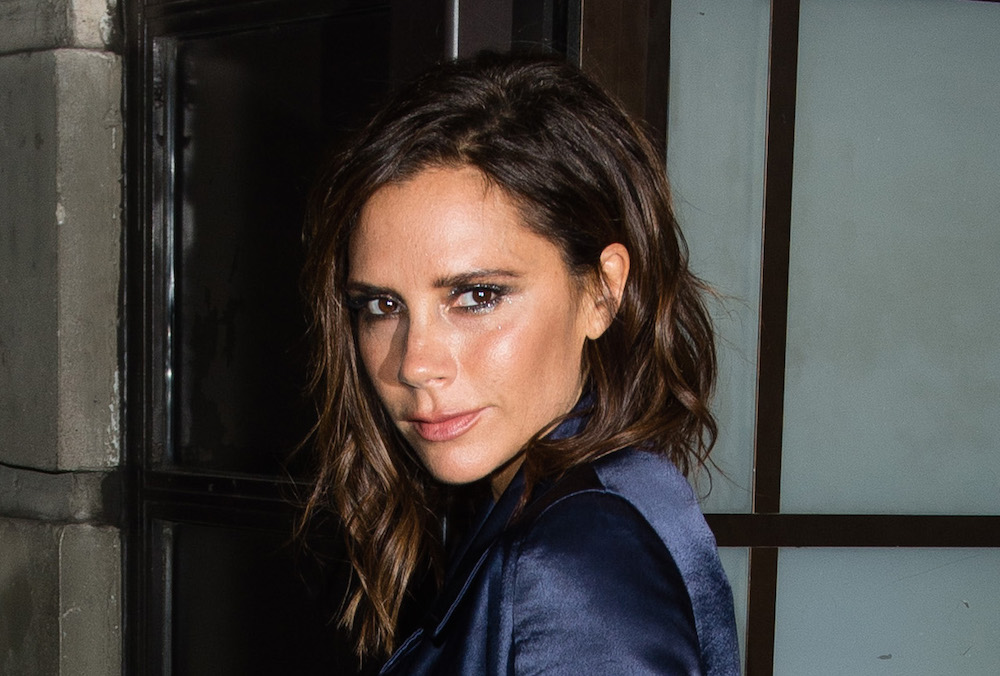 Victoria Beckham followed this piece of strange beauty advice in order to get glowing skin