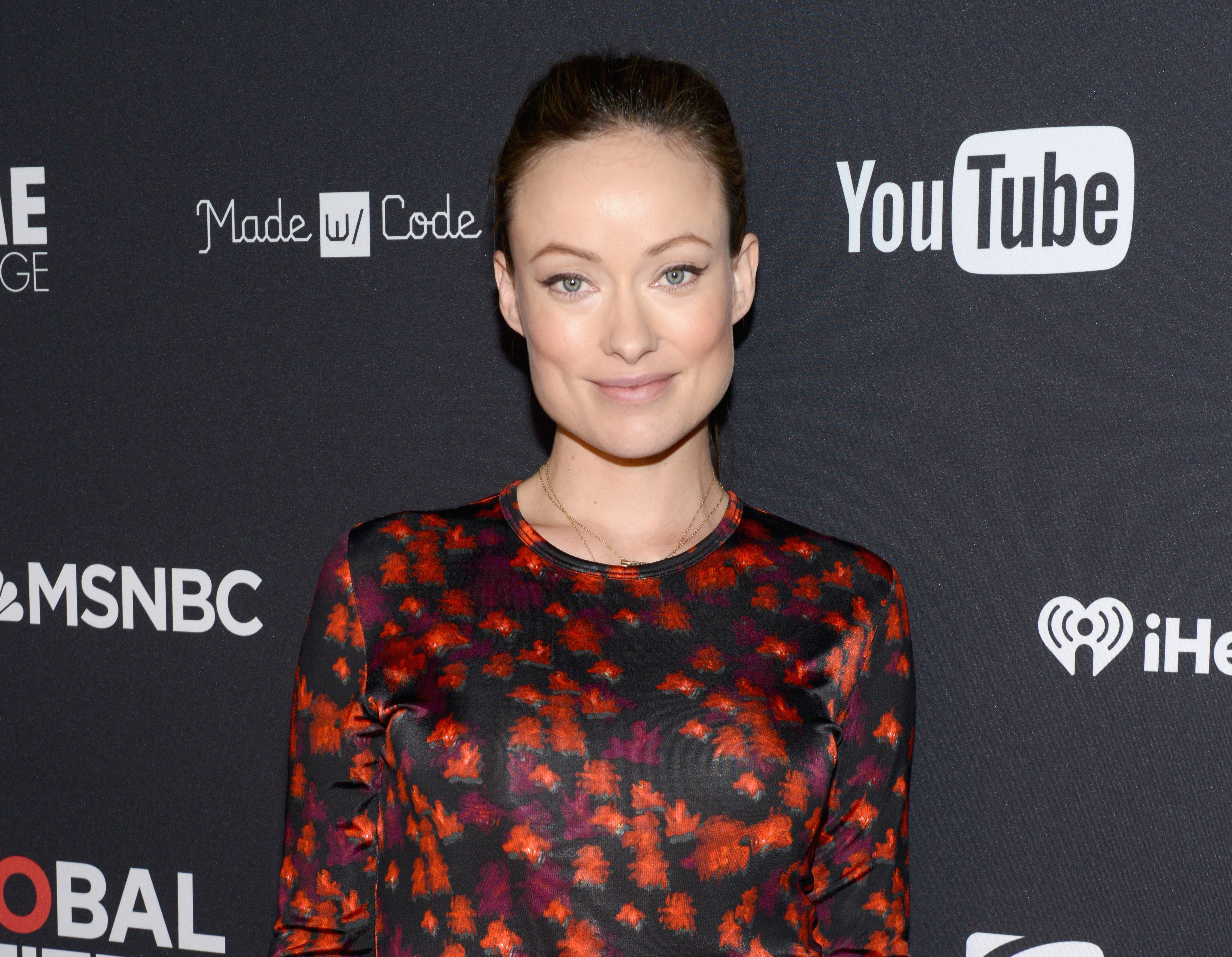 Olivia Wilde (a pregnant woman) revealed exactly what it's like being stalked by male photographers she doesn't know