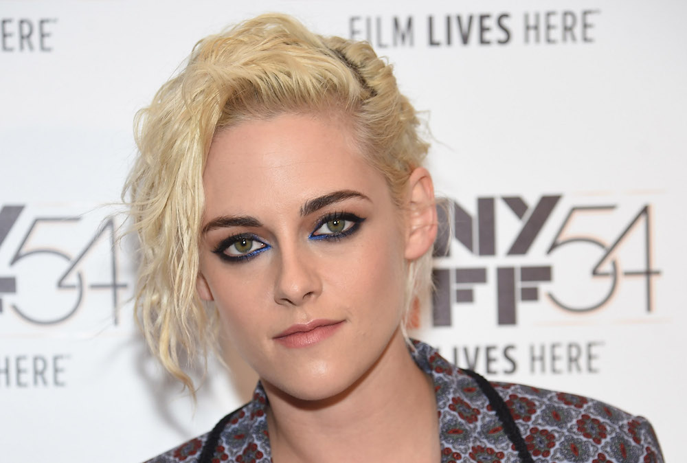 Kristen Stewart is channeling '90s Gwen Stefani with her latest outfit