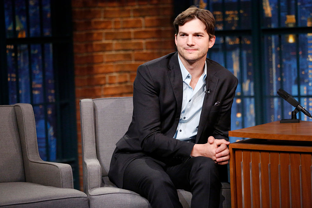 "Ashton Kutcher and Mila Kunis's 2-year-old daughter loves to say the ""F"" word, and LOL"