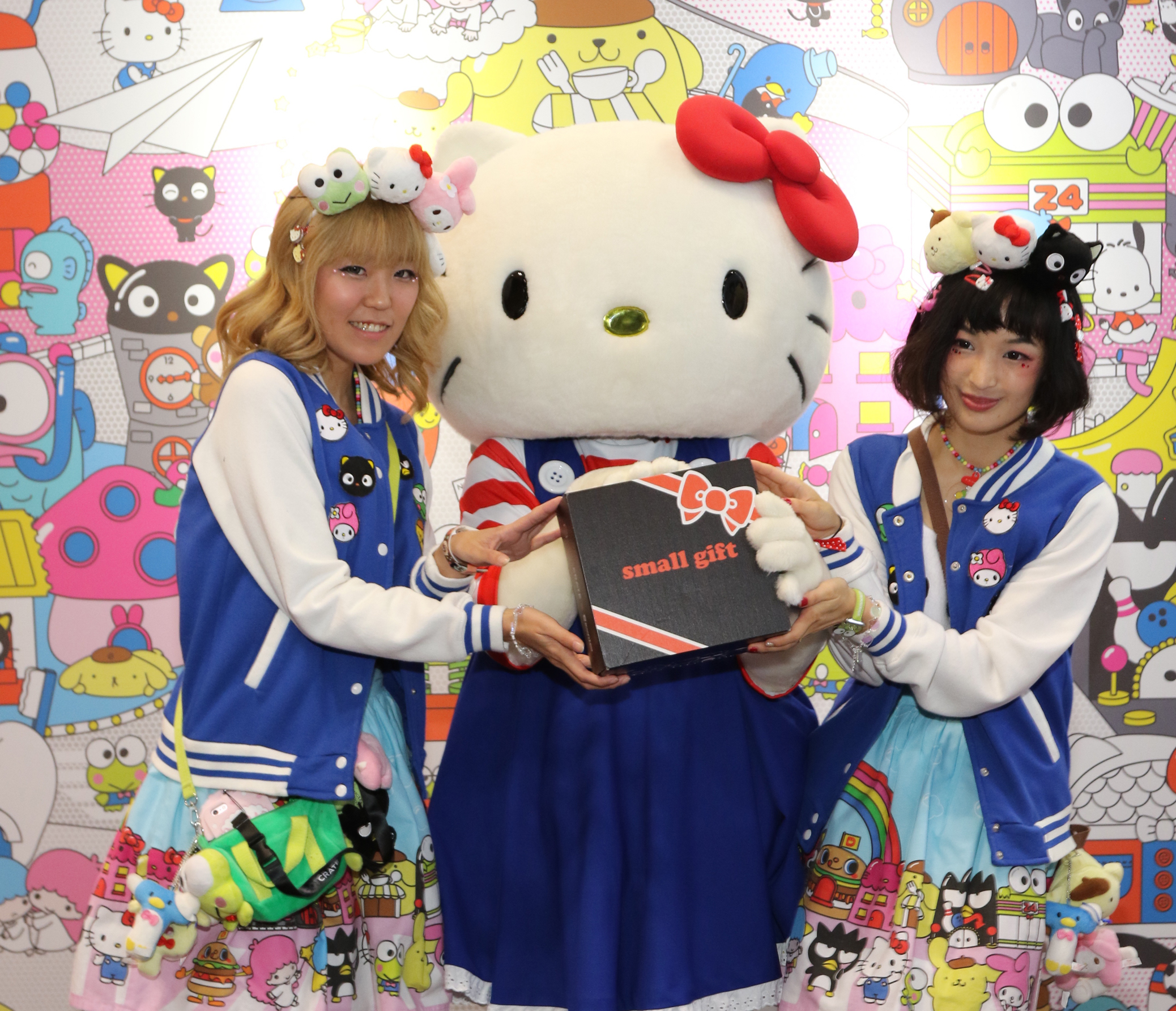 Hello Kitty fans rejoice: Sanrio has teamed up on a super cute subscription crate