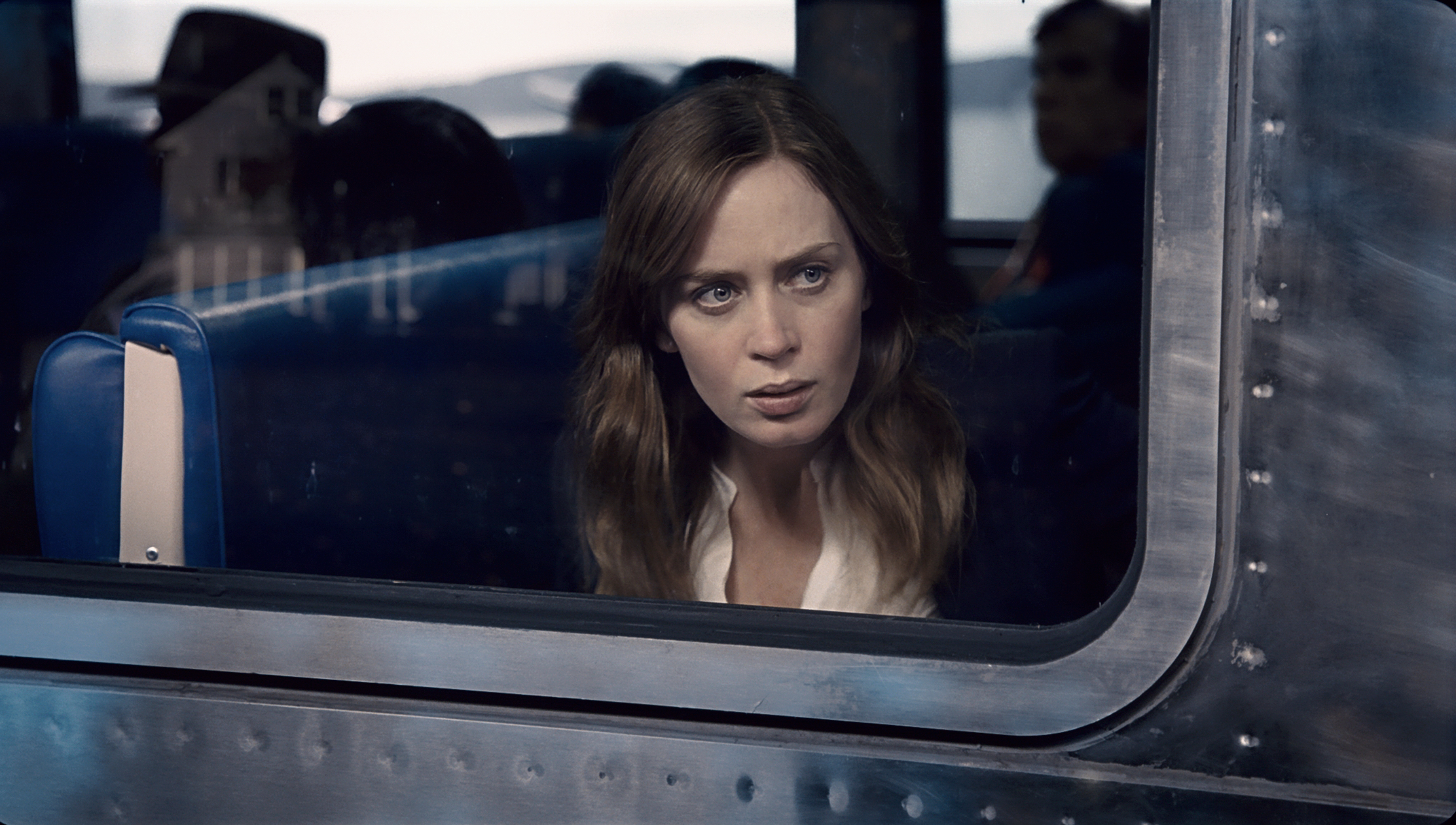 "The woman who brought us ""The Girl on the Train"" is already casting her next thriller and we couldn't be more excited"