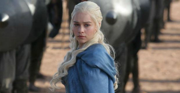 Um, Queen Daenerys is not doing so well now that Winter is Here