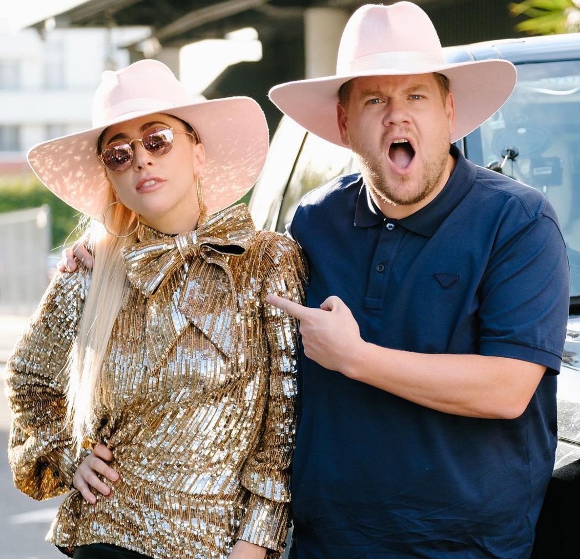 "Lady Gaga is doing ""Carpool Karaoke"" and we cannot handle our excitement"