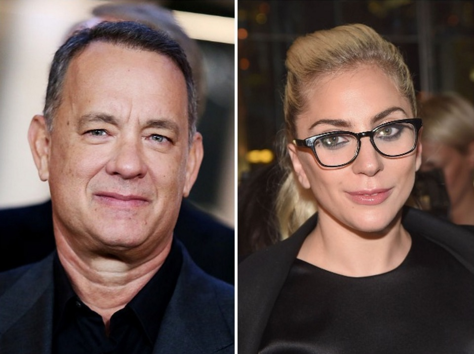 Tom Hanks and Lady Gaga will be on SNL together because this season is already epic