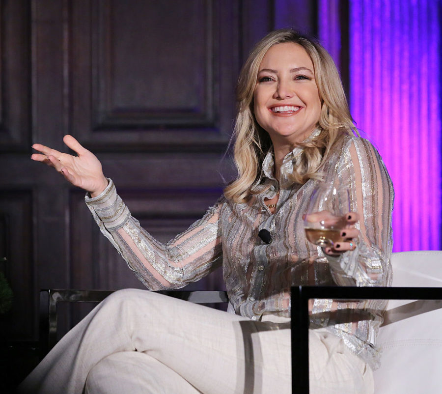 Kate Hudson has an awesome secret talent and we're super jealous