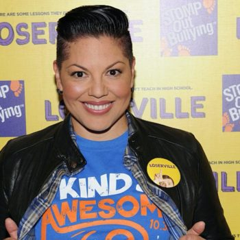 """""""Grey's Anatomy"""" star Sara Ramirez just came out as bisexual and we love her so much!"""