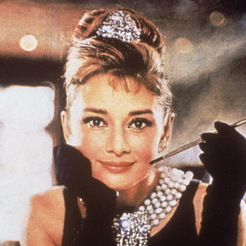 We need this adorable 'Breakfast At Tiffany's' doll IMMEDIATELY