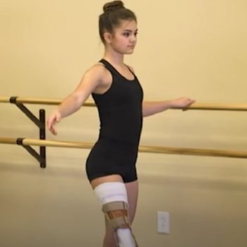 This teenage ballerina's post-cancer comeback is so inspiring