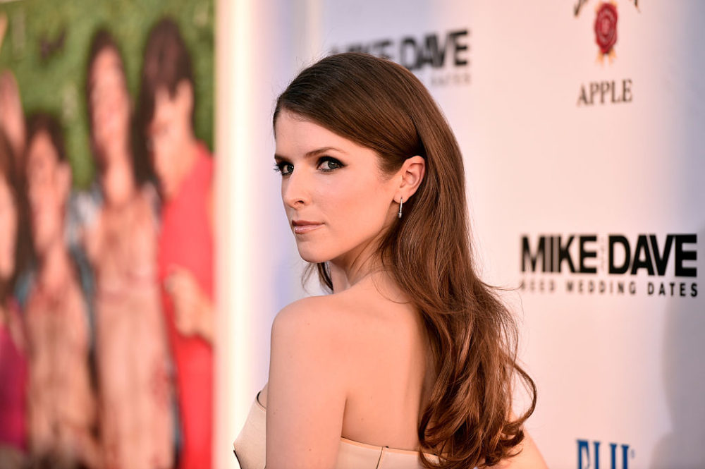 5 times Anna Kendrick slayed in classic black and white