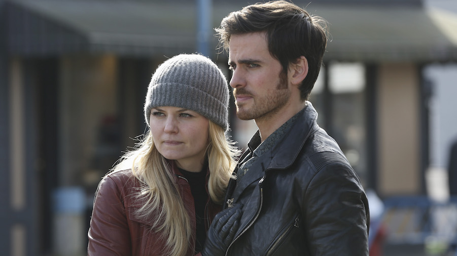 Colin odonoghue dating jennifer morrison 2