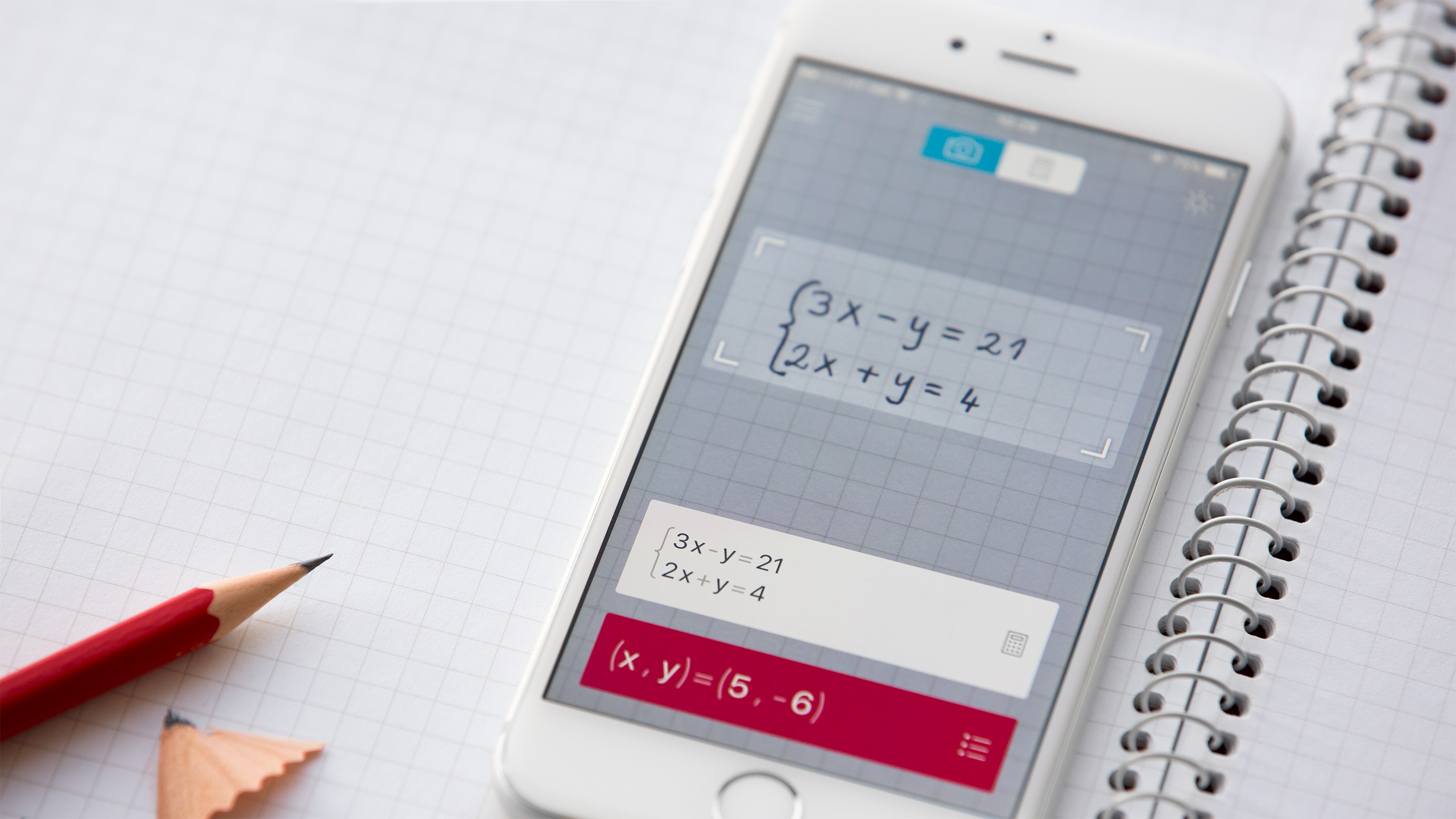 There's an app that can solve math problems for you and we WISH it had existed sooner