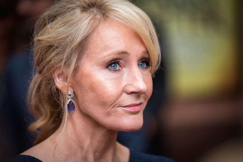 NOT A DRILL: J.K. Rowling just sold a TV series