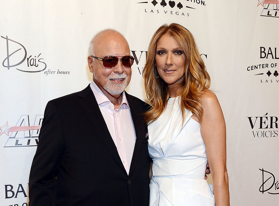 Celine Dion has never kissed another man besides late husband René Angélil, and we think that's incredibly romantic