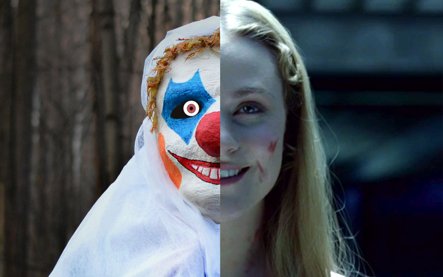 """Westworld"" made an inadvertently relevant joke about scary clowns in Episode 2, ""Chestnut"""