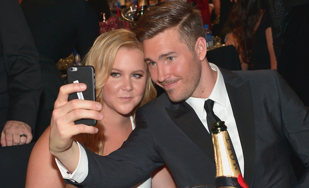 Amy Schumer's latest Insta post with BF Ben Hanisch is hilarious perfection