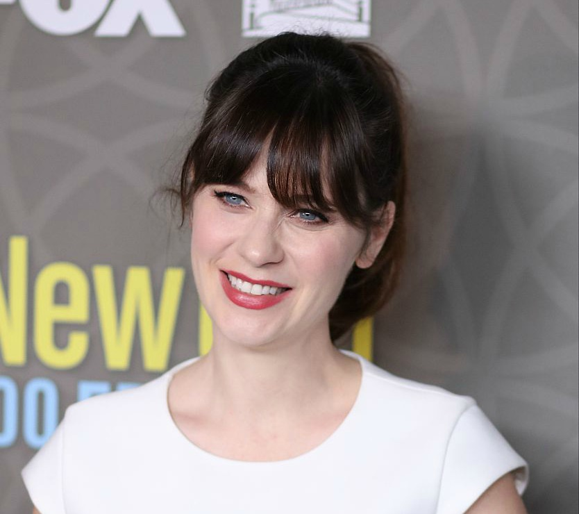 Zooey Deschanel just said something SO important about maternity leave