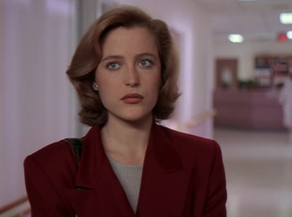 Everything I need to know, I learned from Dana Scully