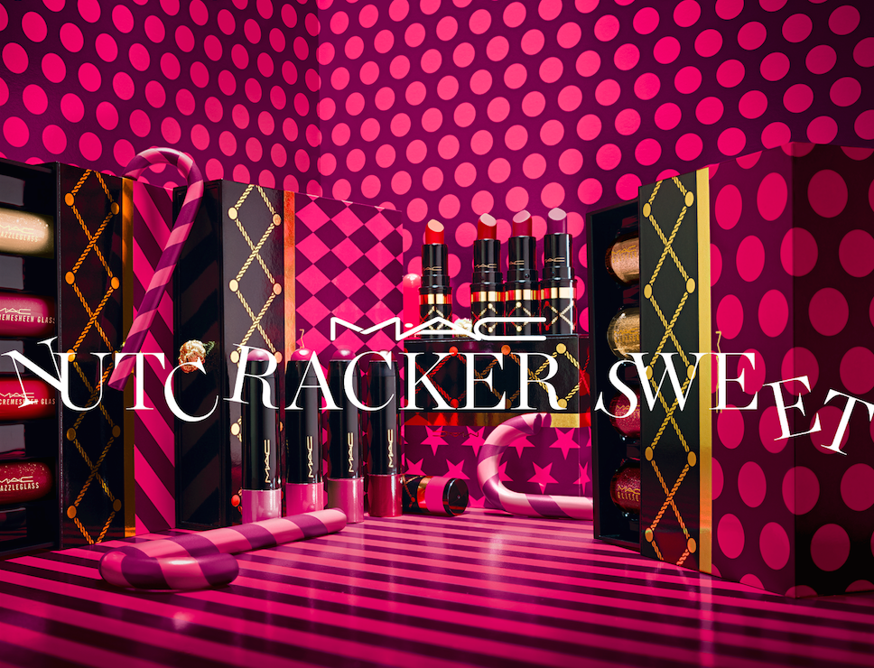 MAC's Nutcracker Sweet Collection is the most whimsical and massive holiday set yet