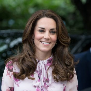 Kate Middleton loves adult coloring books, and now we love her even more