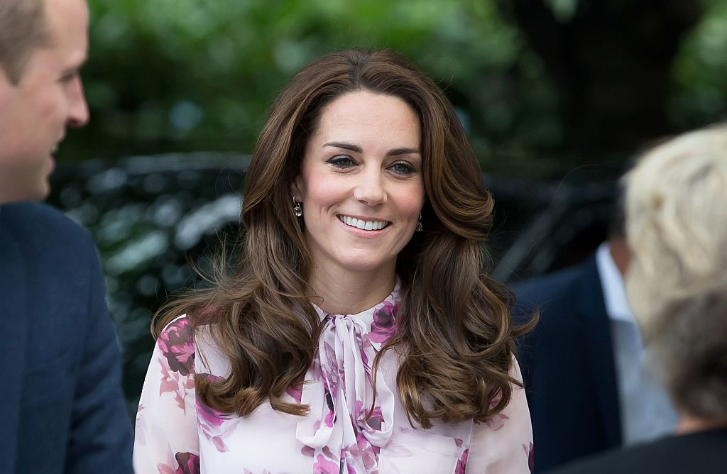 Kate Middleton's knee-length floral frock is the *perfect* dress for fall