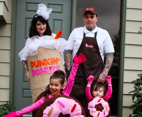 10 parents who are totally nailing this whole Halloween thing