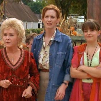 """What it was like to visit the real life """"Halloweentown"""""""