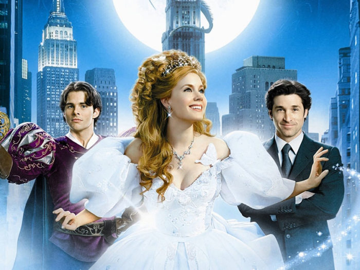 "The title of the ""Enchanted"" sequel will stress you out"