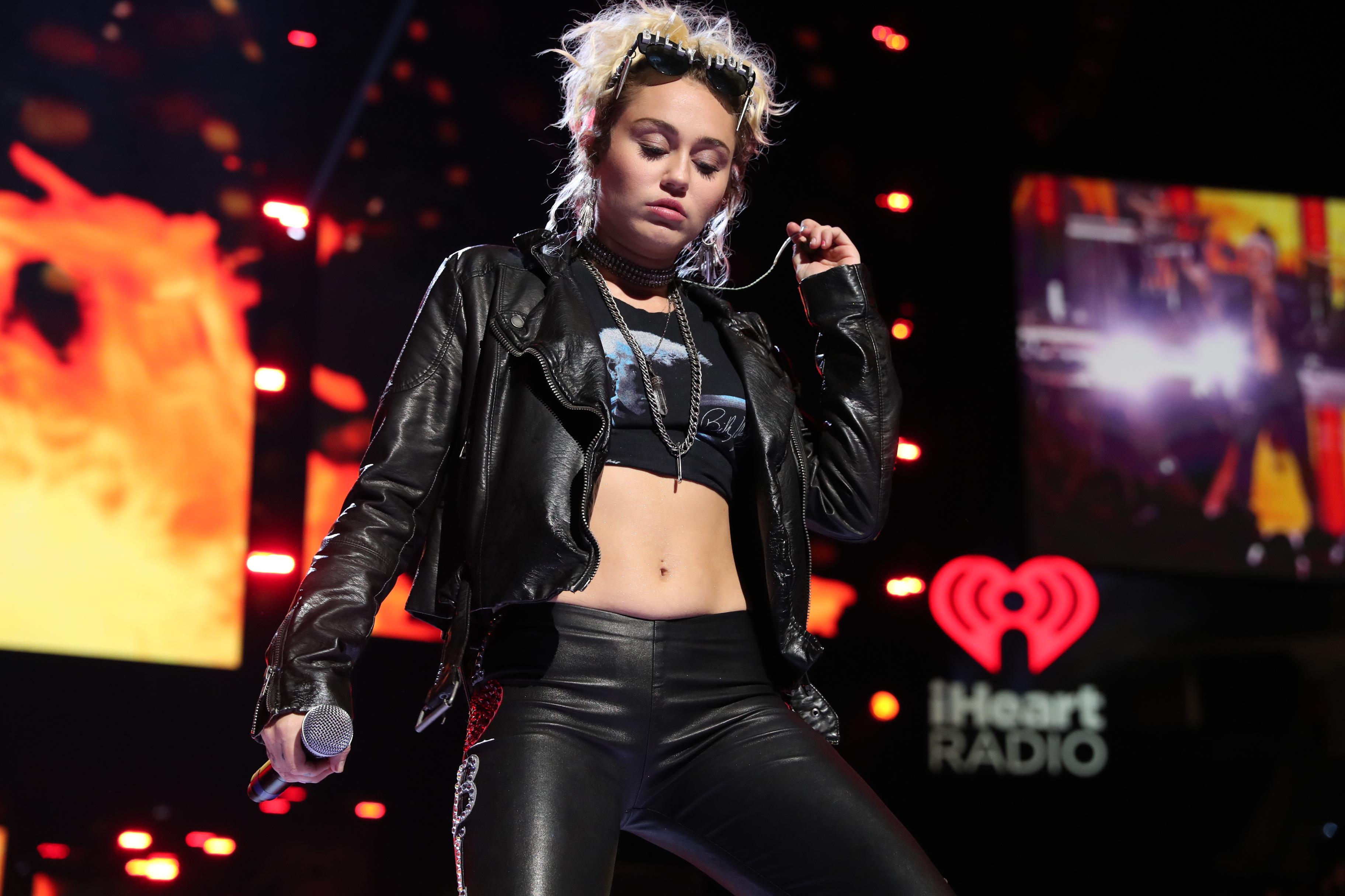 Miley Cyrus just opened up about coming out as pansexual, and we've never adored her more