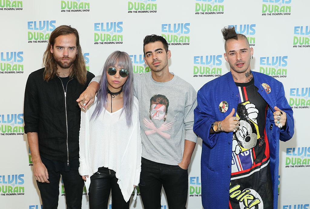 "DNCE's new music video for ""Body Moves"" is sexy AF and will be your new ~jam~"
