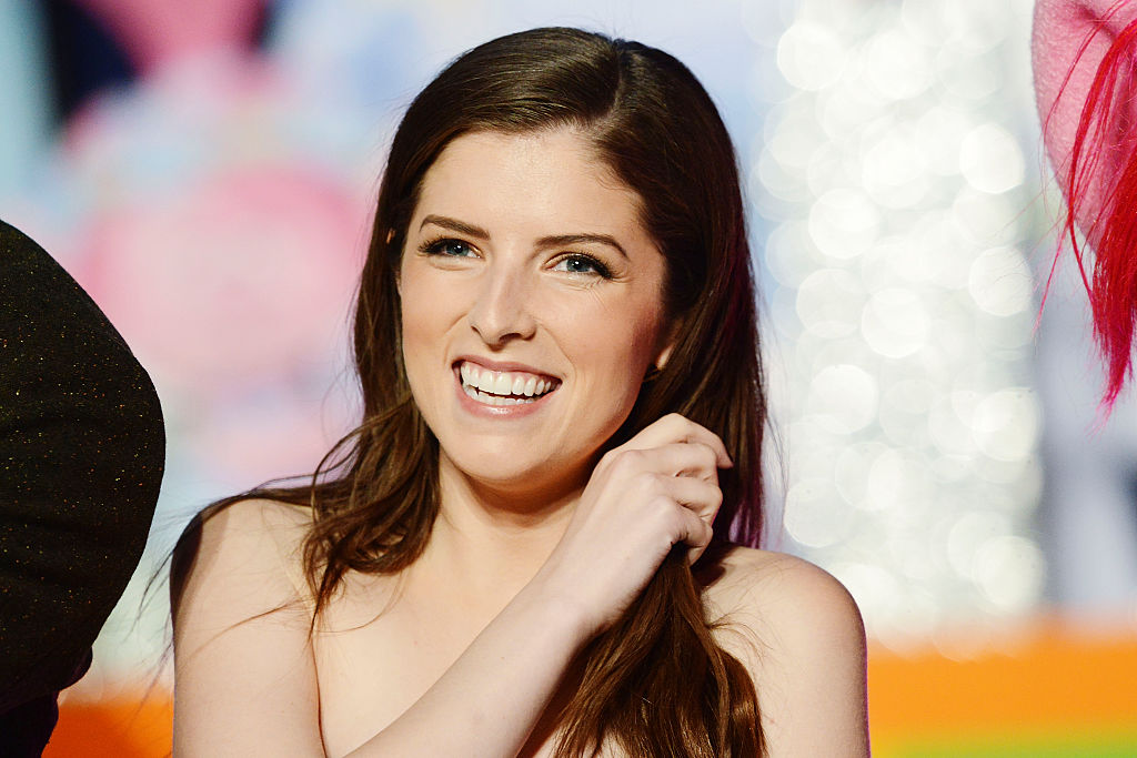 "Anna Kendrick looked like a super glam witch at the premiere of ""The Accountant"""