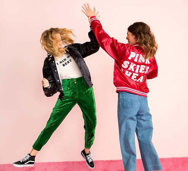 Ban.do just launched the perfect clothing collection to help you express yourself