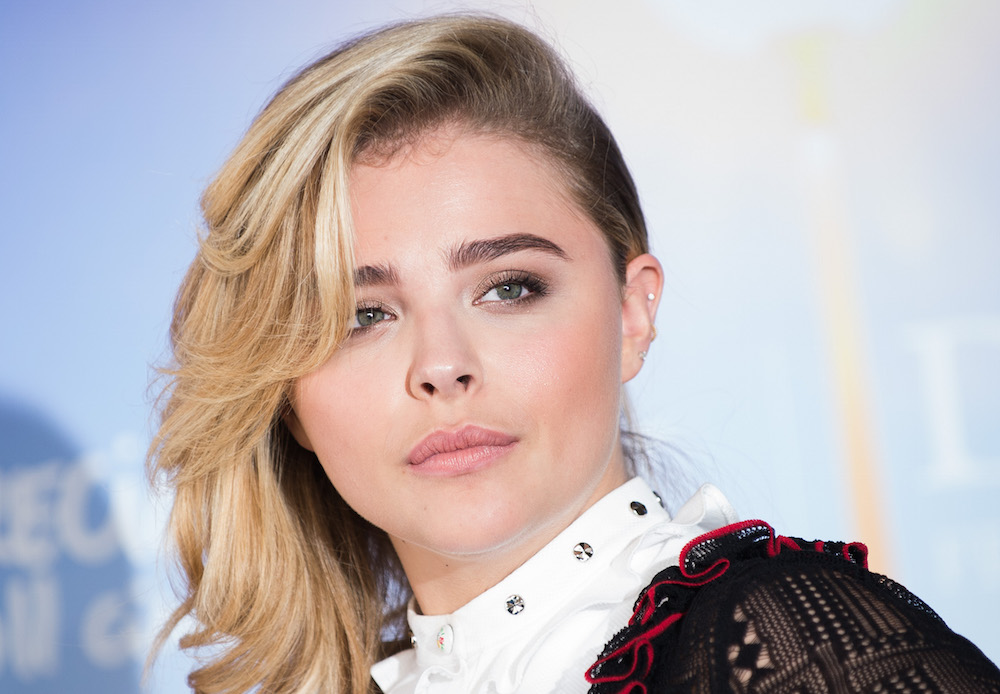 Chloë Grace Moretz is just as obsessed with this cult makeup product as we all are