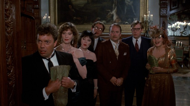 """Grab your candlesticks, the movie """"Clue"""" is becoming a stage show"""