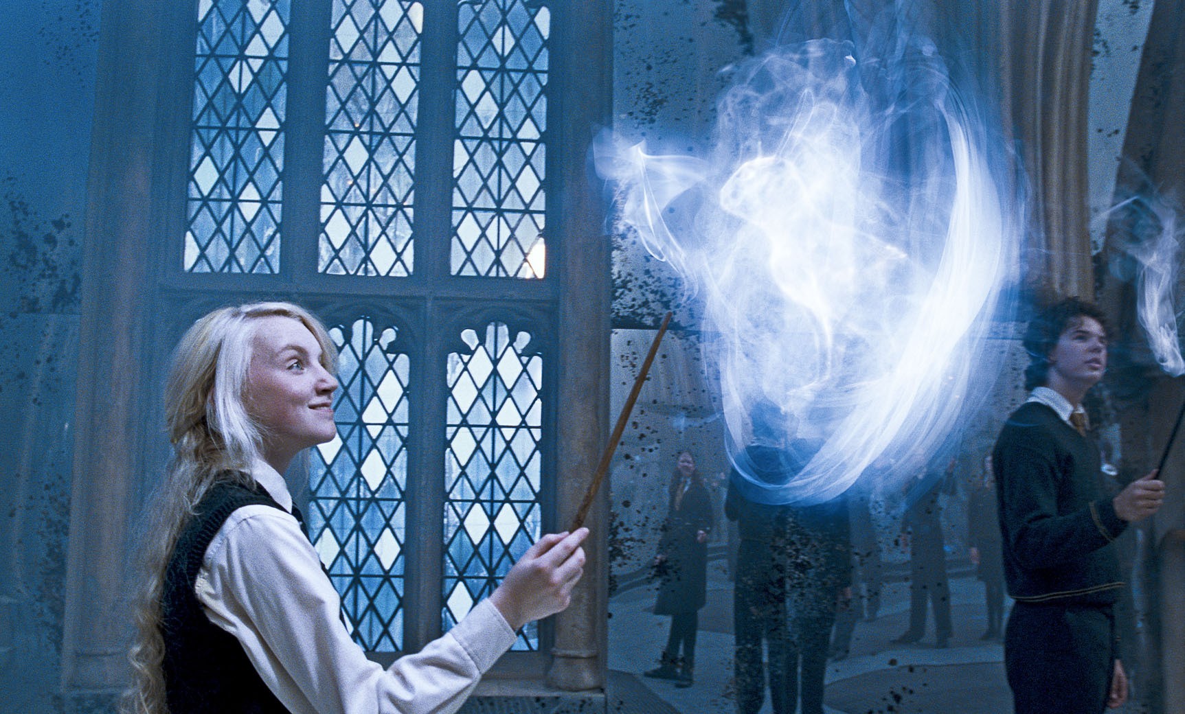 Now that you've found your Patronus, celebrate it in this crazy classy way