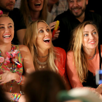 Miley Cyrus' mom and sister are getting their own design show and we're *so* excited to watch