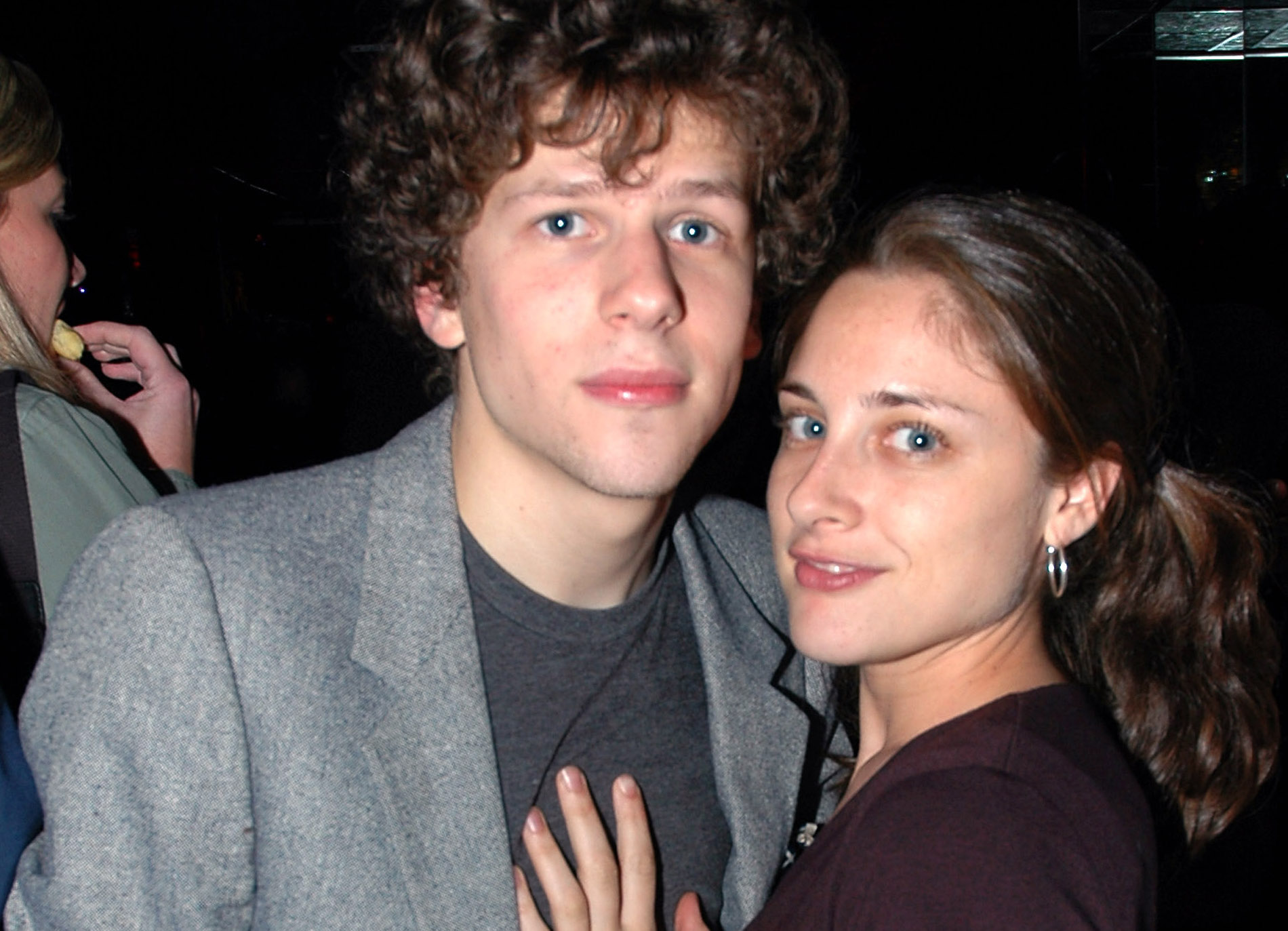 """The Social Network's"" Jesse Eisenberg is going to be a dad!"