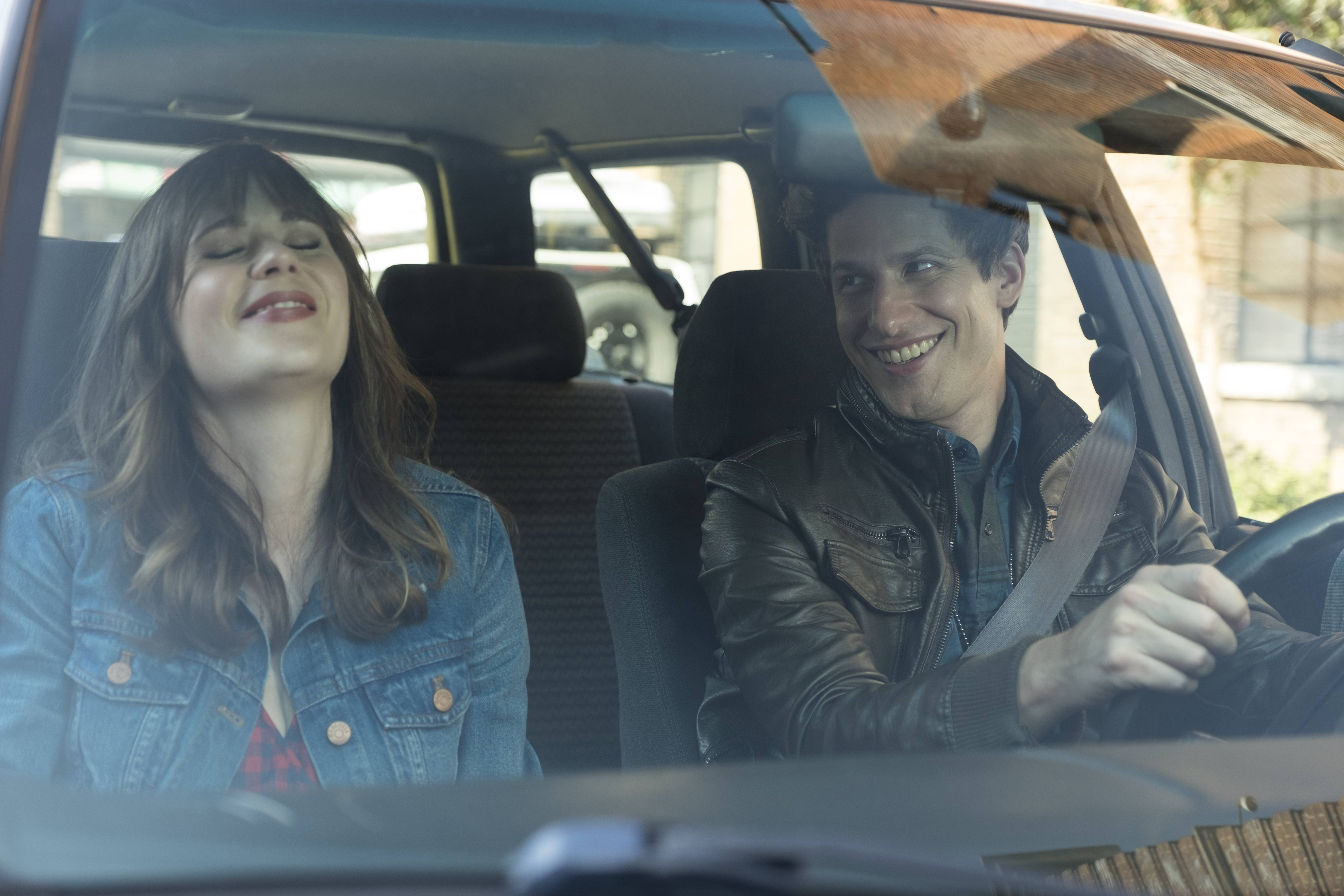 """When Jess met Jake: Here's what happened during the """"New Girl"""" and """"Brooklyn Nine-Nine"""" crossover"""