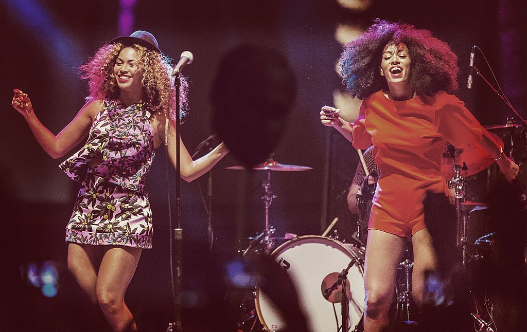 Beyoncé and Solange are the first siblings to achieve this major music accomplishment