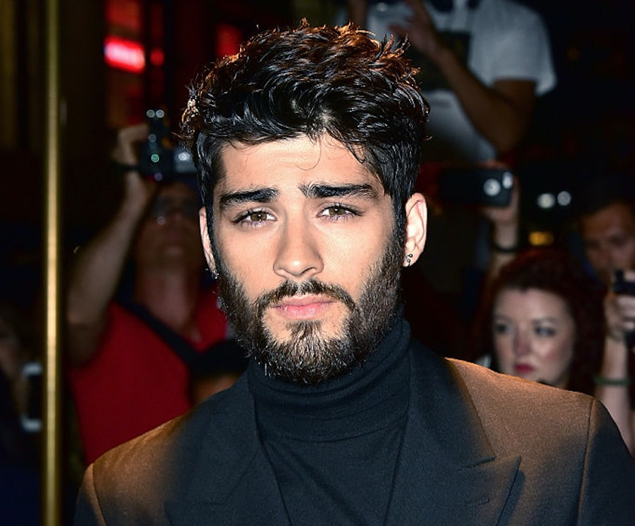 Zayn Malik is officially teaming up with this legendary designer for his own clothing line