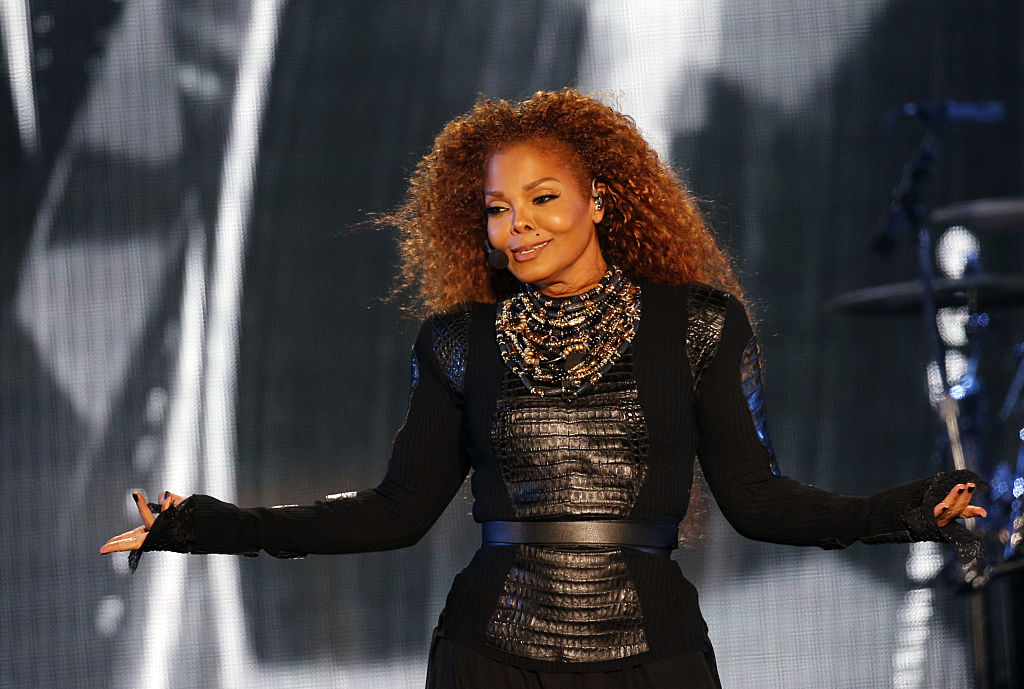 Janet Jackson's official pregnancy photo is GORGEOUS