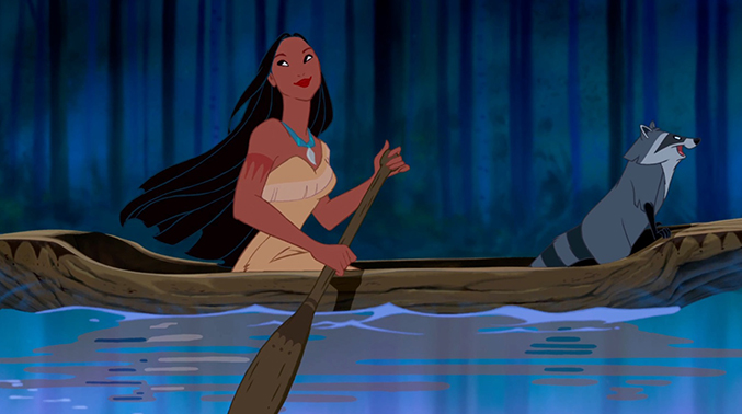 "Pocahontas might be coming to ""Once Upon A Time"" and here's picture proof"