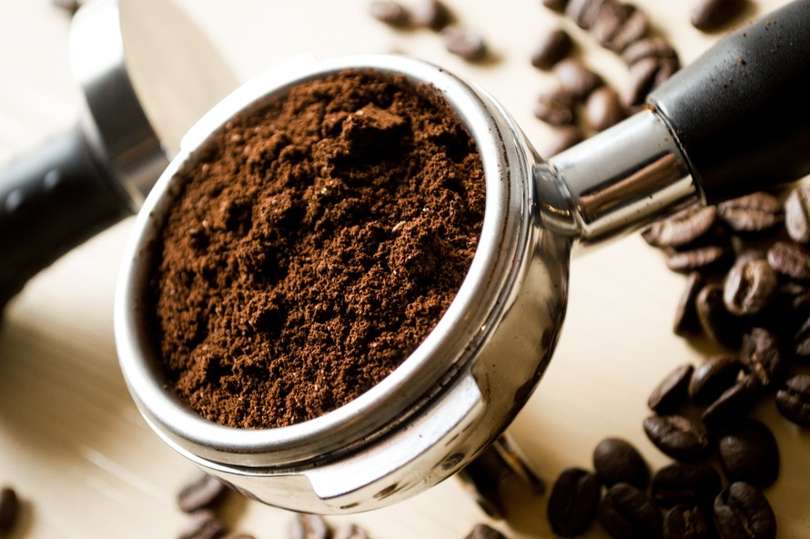 Old coffee grounds are helping combat water shortages in Africa in a really cool way