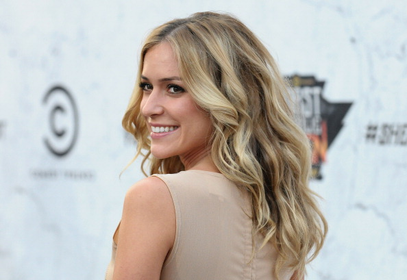 "Kristin Cavallari goes platinum blonde, changing her hair for the first time since ""Laguna Beach"""