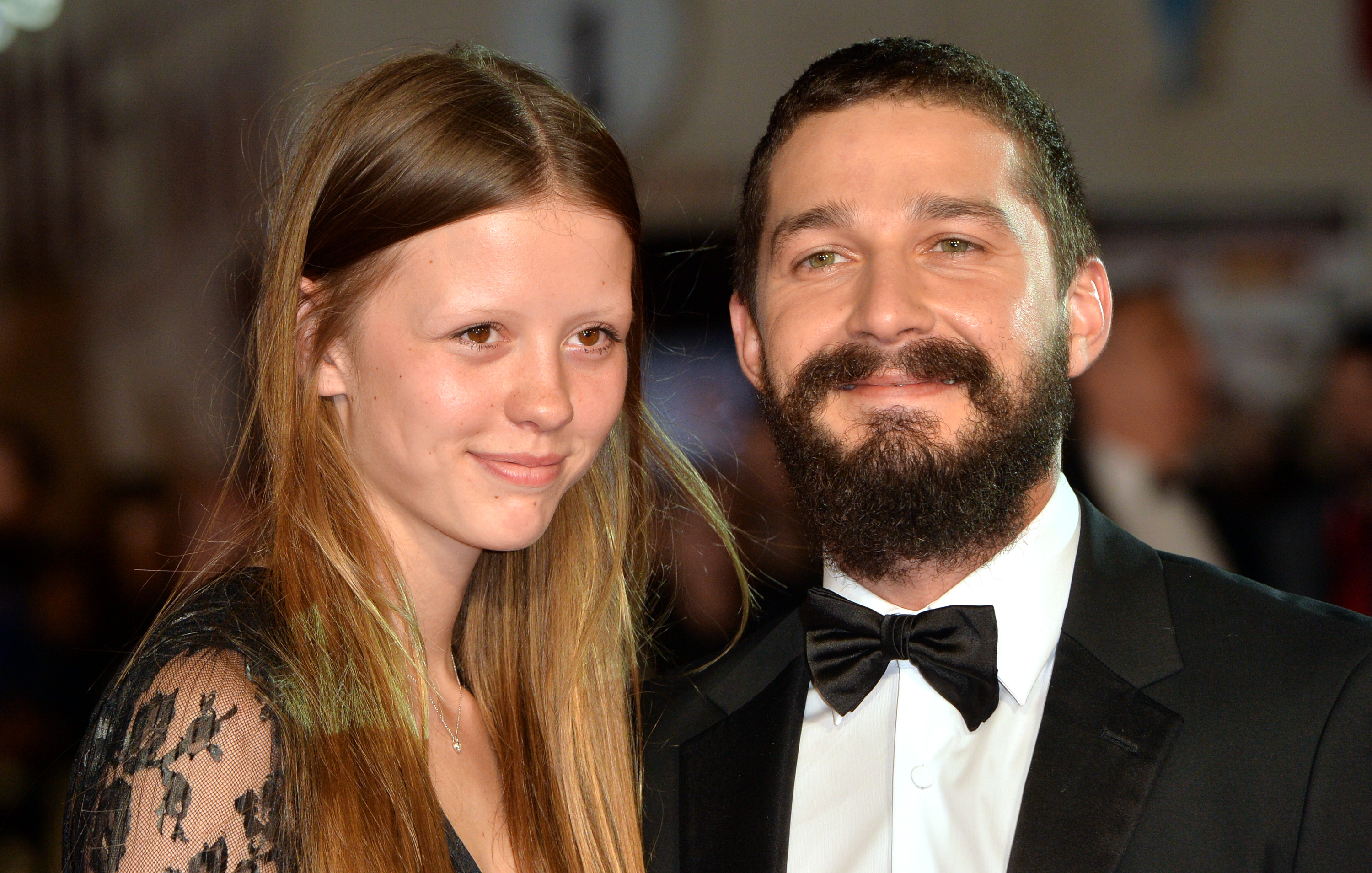 Apparently Shia LaBeouf didn't REALLY get married — here's what we know